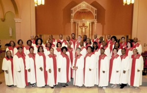 HOLY SPIRIT CHOIR