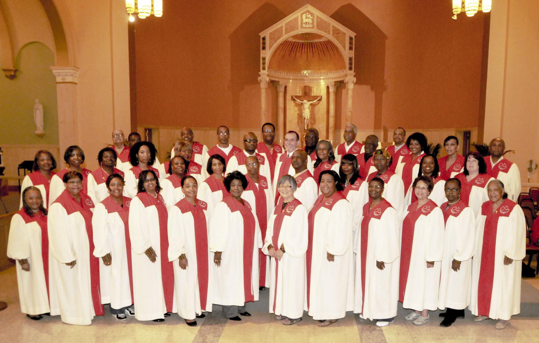 Choir | Holy Spirit Catholic Church | Cleveland, Ohio